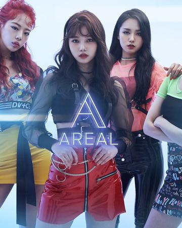 Areal Kpop Wiki Fandom Girl Group Fandoms Rapper