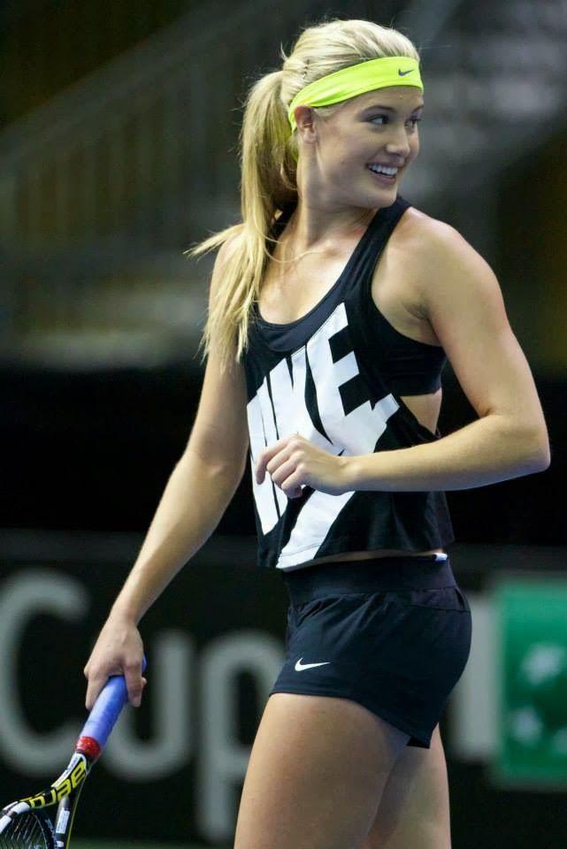 74c721251c9f32 Genie Bouchard from canada #WTA #Bouchard Tennis Wear, Nike Tennis, Sport  Tennis
