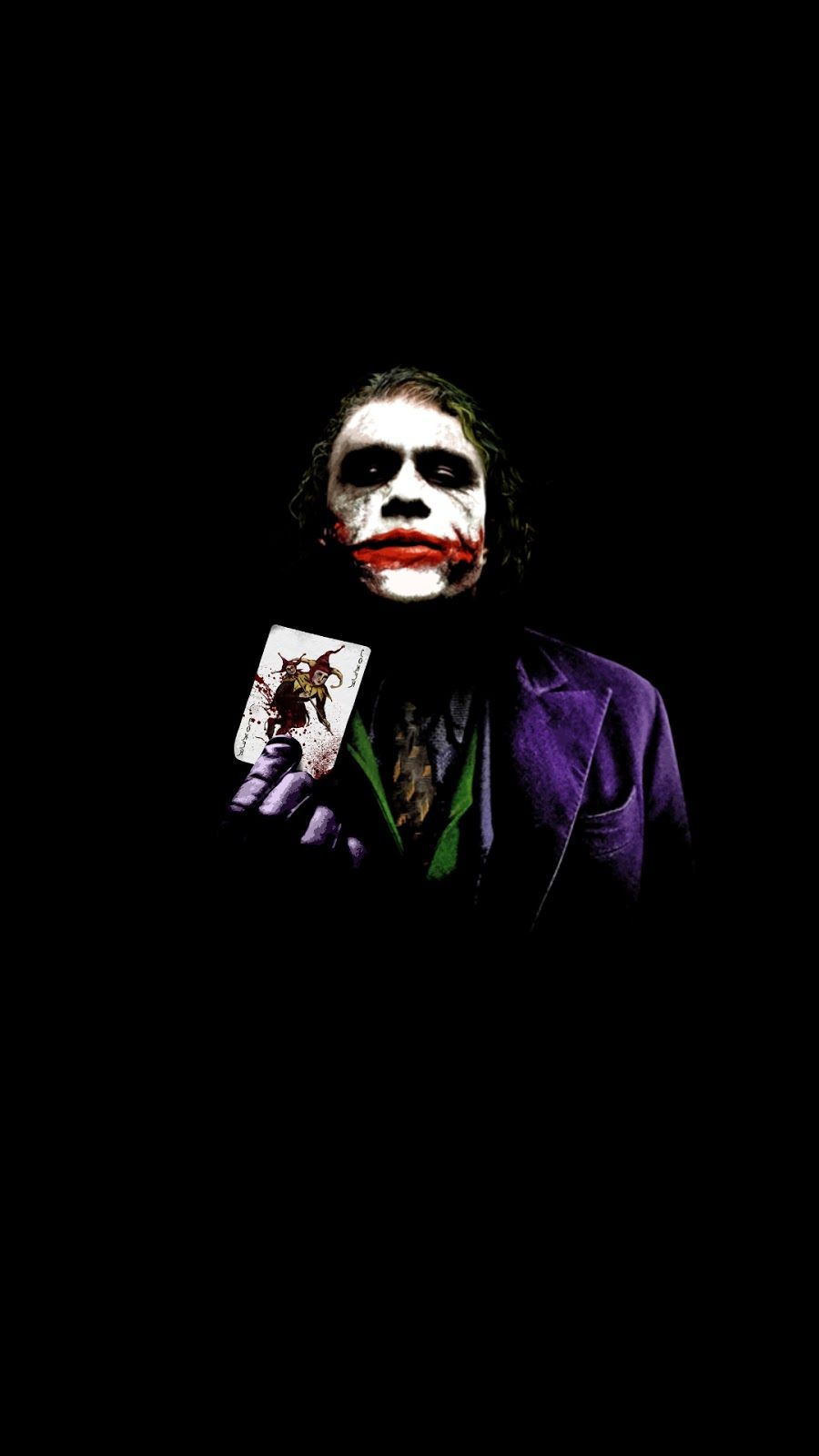 Deliligin Vucut Bulmus Hali Joker Iphone Wallpaper 7 Plus Dc