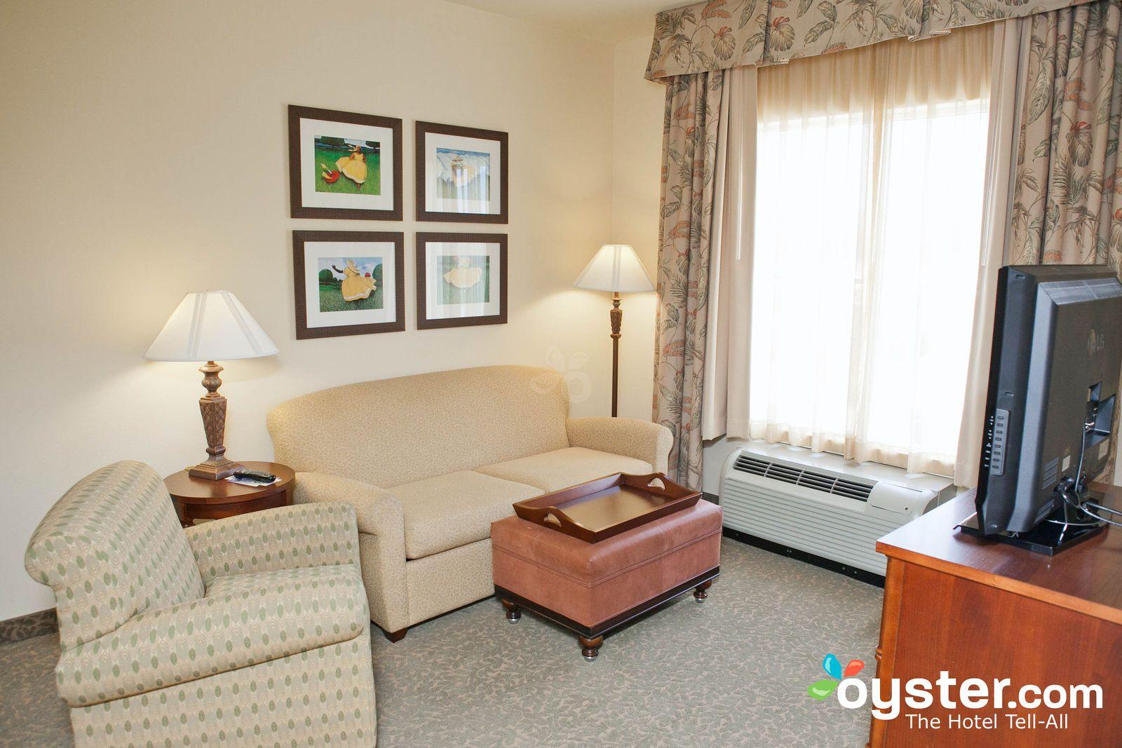 The Two Bedroom Suite Homewood Suites Hilton Charleston Studio King Queen