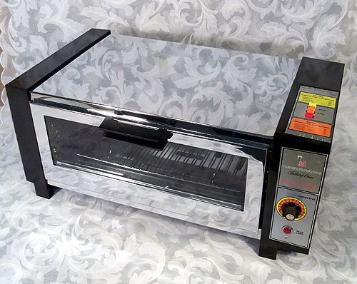 Sold Vintage 1970 S Toastmaster Tabletop Oven Broiler Model 5242 In Original Box Household Items Kitchen Appliances Oven