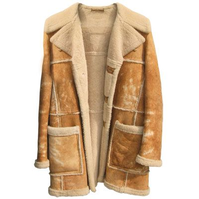 Sheepskin Coat, I have this coat and matching hat, would be great ...