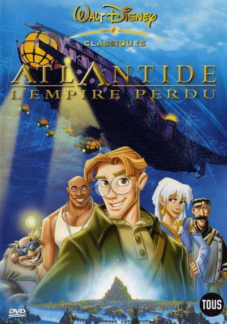 Atlantis The Lost Empire pelicula completa in 2020