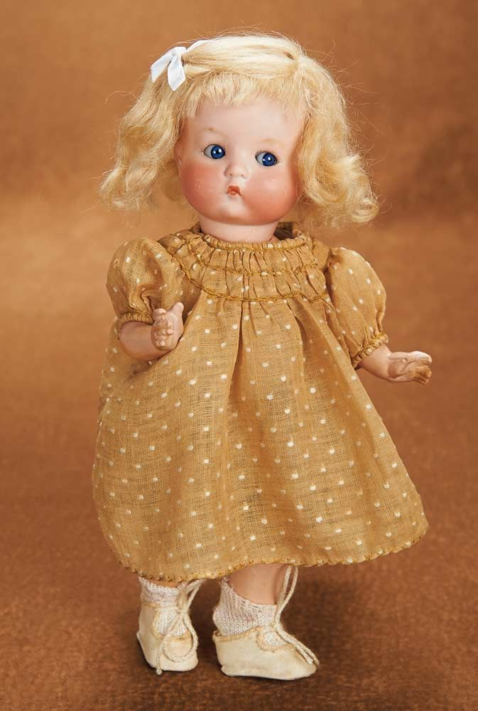 View Catalog Item - Theriault's Antique Doll Auctions--Just Me by Marseille