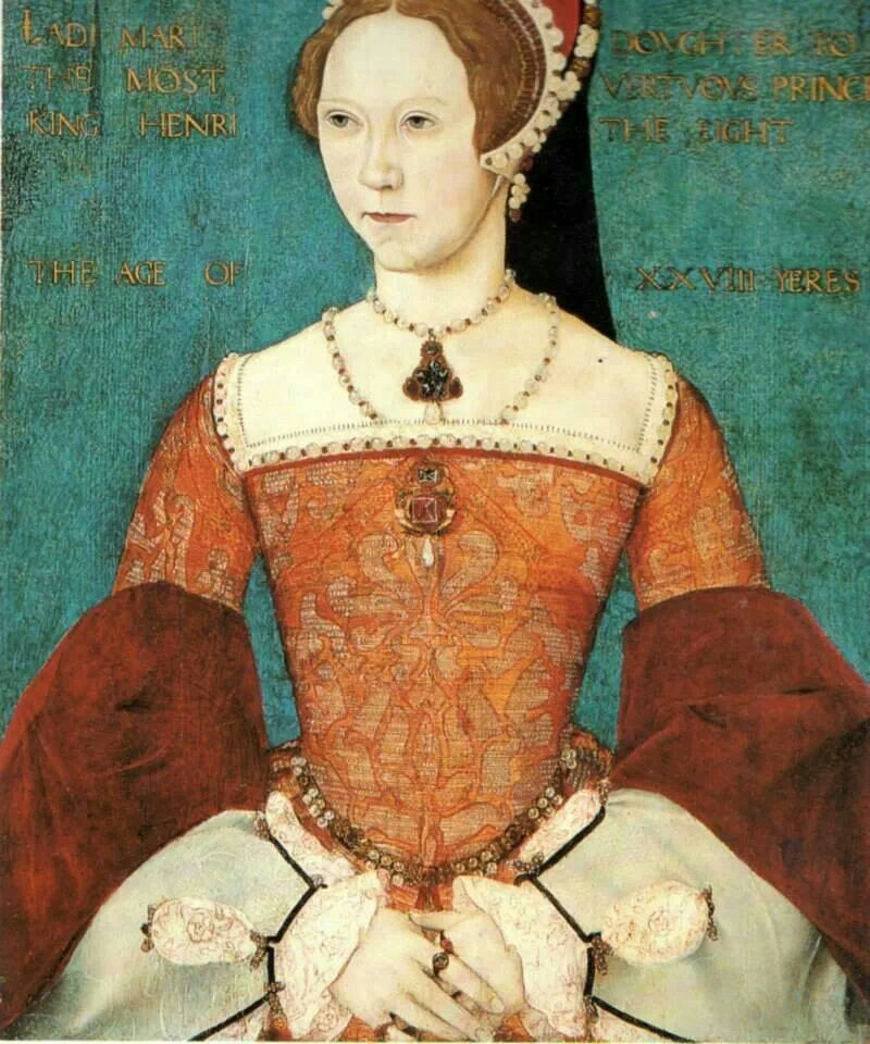 1543, Mary Tudor Mary i of england, Mary tudor