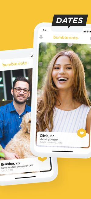 Bumble dating app store