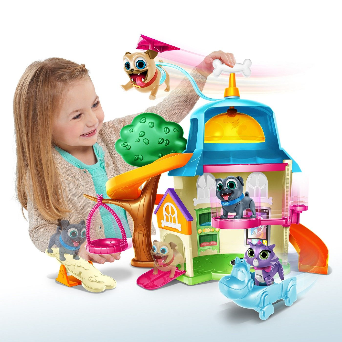 Puppy Dog Pals Doghouse Playset Affiliate Dog Affiliate