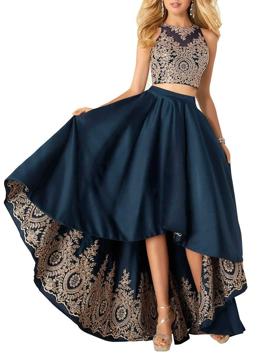 37c4da2d4b 2019 High Low Homecoming Dresses Sexy Lace Prom Gowns For Women Halter Sexy Evening  Dress For Ladies. MKbridal Recommended Ready For Homecoming.