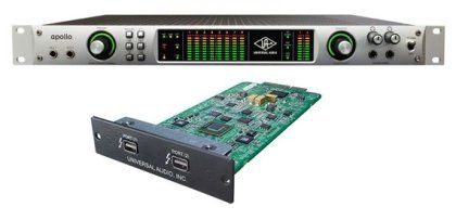 Universal Audio Apollo Duo Thunderbolt Audio Interface with
