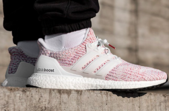 cf68ea46e Look Out For The adidas Ultra Boost 4.0 Candy Cane Christmas is almost here  and the