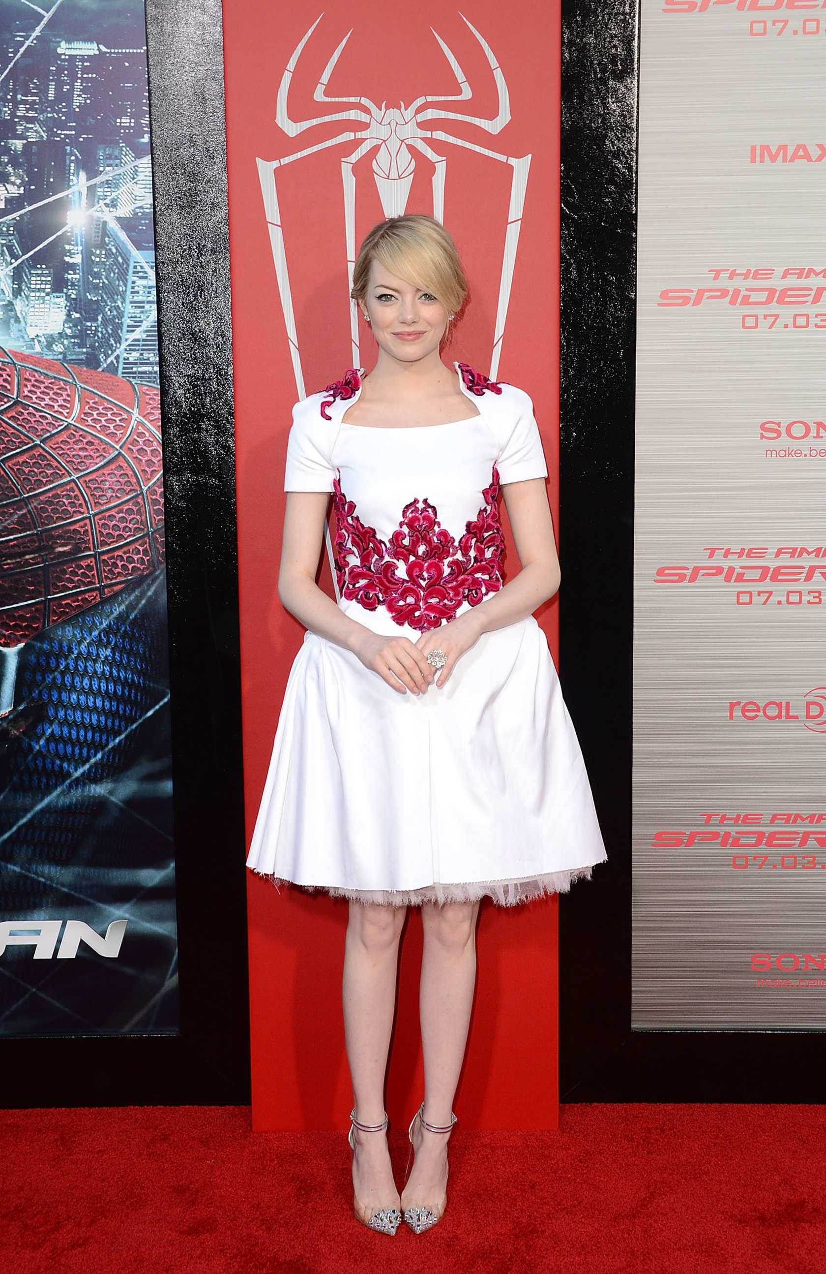 See Emma Stone's Style Evolution From Easy A to La La Land ...