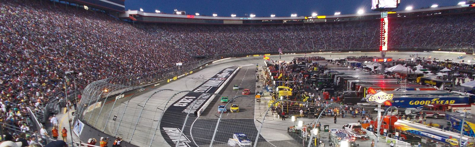 The 2014 #NASCAR season is right around the corner. Start booking your trips with Action Jackson today! With our new website, you can now book your tours online!