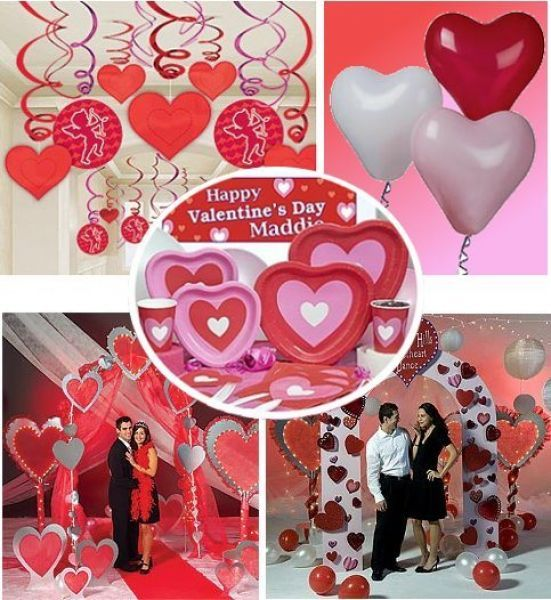 Valentines Day Decoration Ideas for Home and Party Nice Home Decor ...