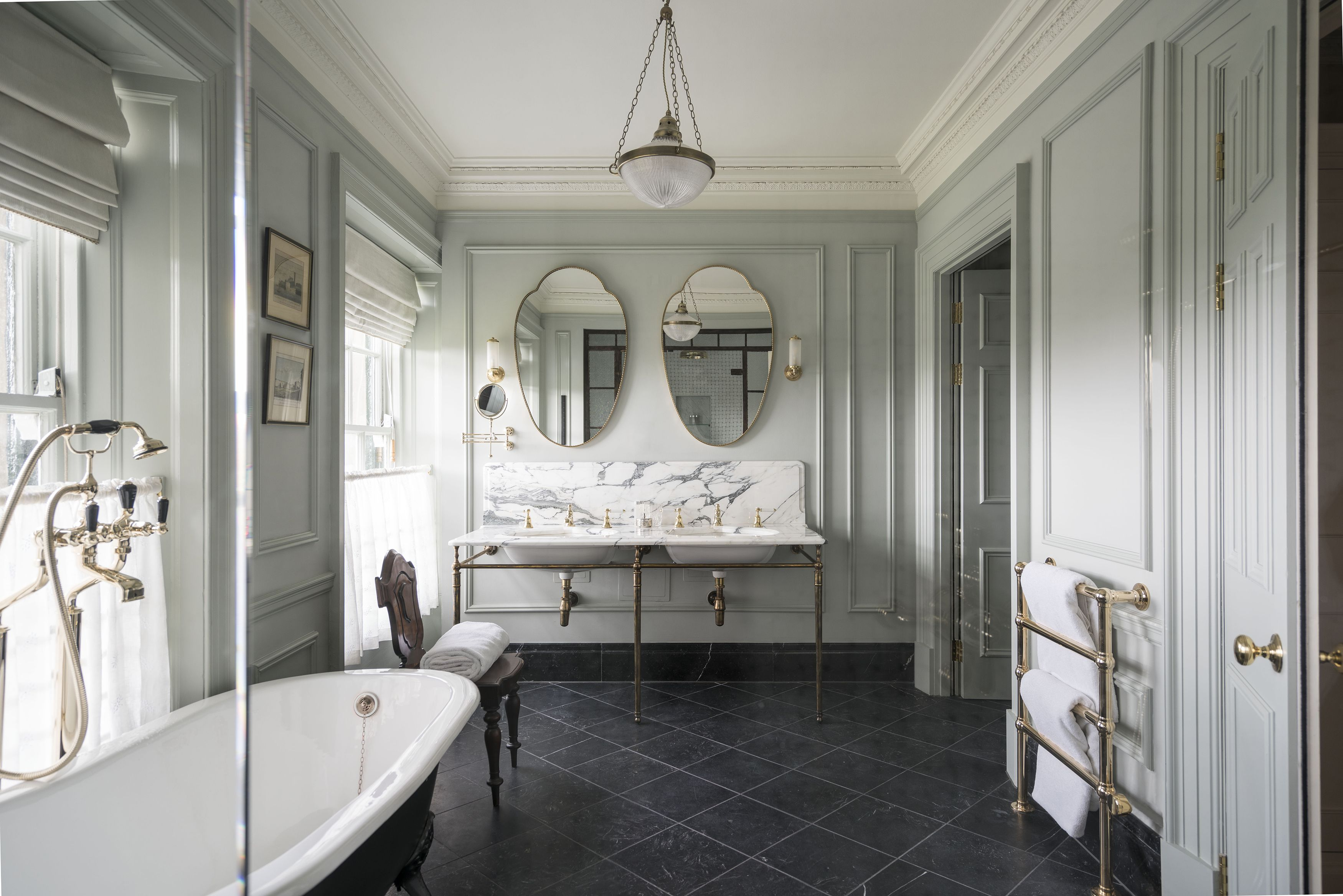 Luxury Bathroom At Gleneagles By Ennismore Design Studio