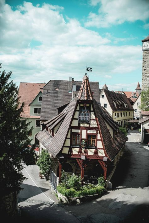 Photo of A romantic weekend in Rothenburg ob der Tauber