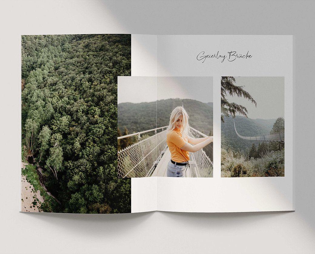 Fotobuch Vorlage Wanderlust Thelovelypeony Fotobuch Fotobuch Gestalten Bucher