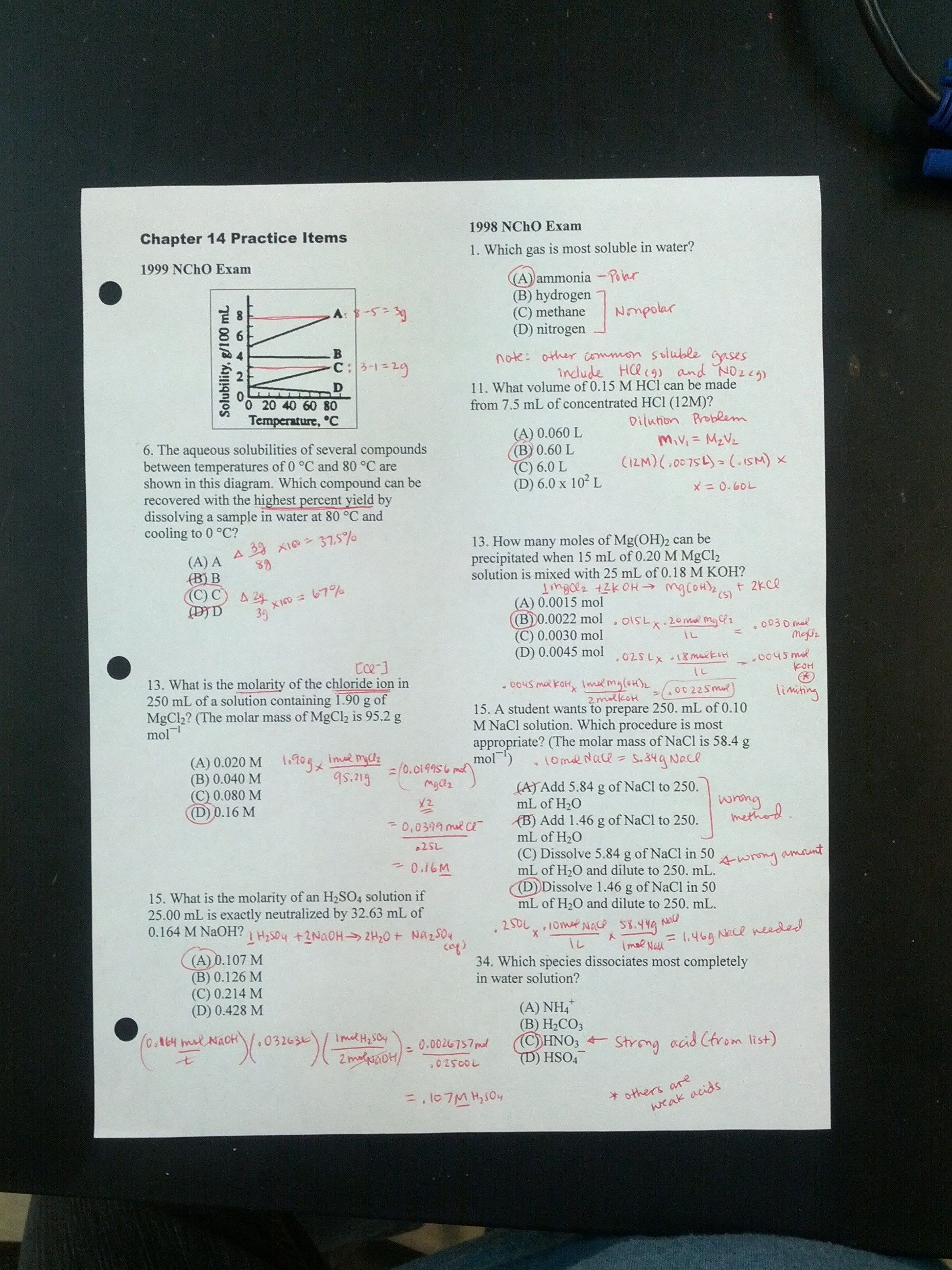 6 The Periodic Table Practice Problems Answer Key