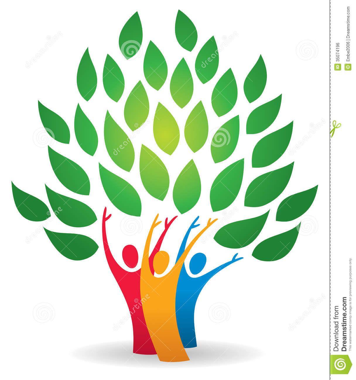 Family Tree Logo Family tree logo, Tree logos, Tree icon