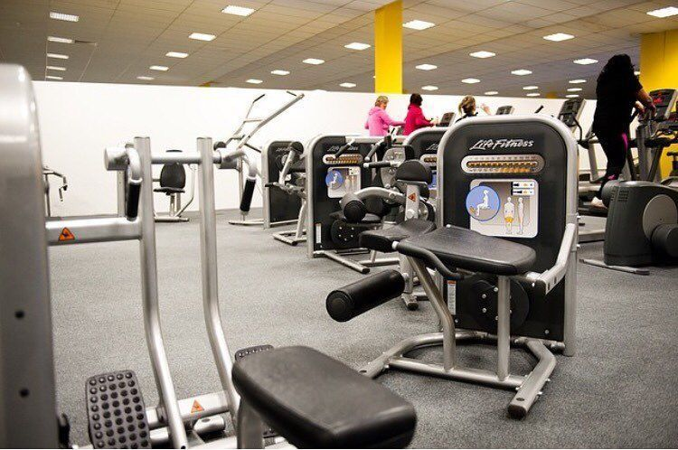 Physique Sports Refurbished Gym Life Fitness Equipment Gym Lifefitness Secondhandgymequipment Refurbishedgy No Equipment Workout Gym Equipment At Home Gym