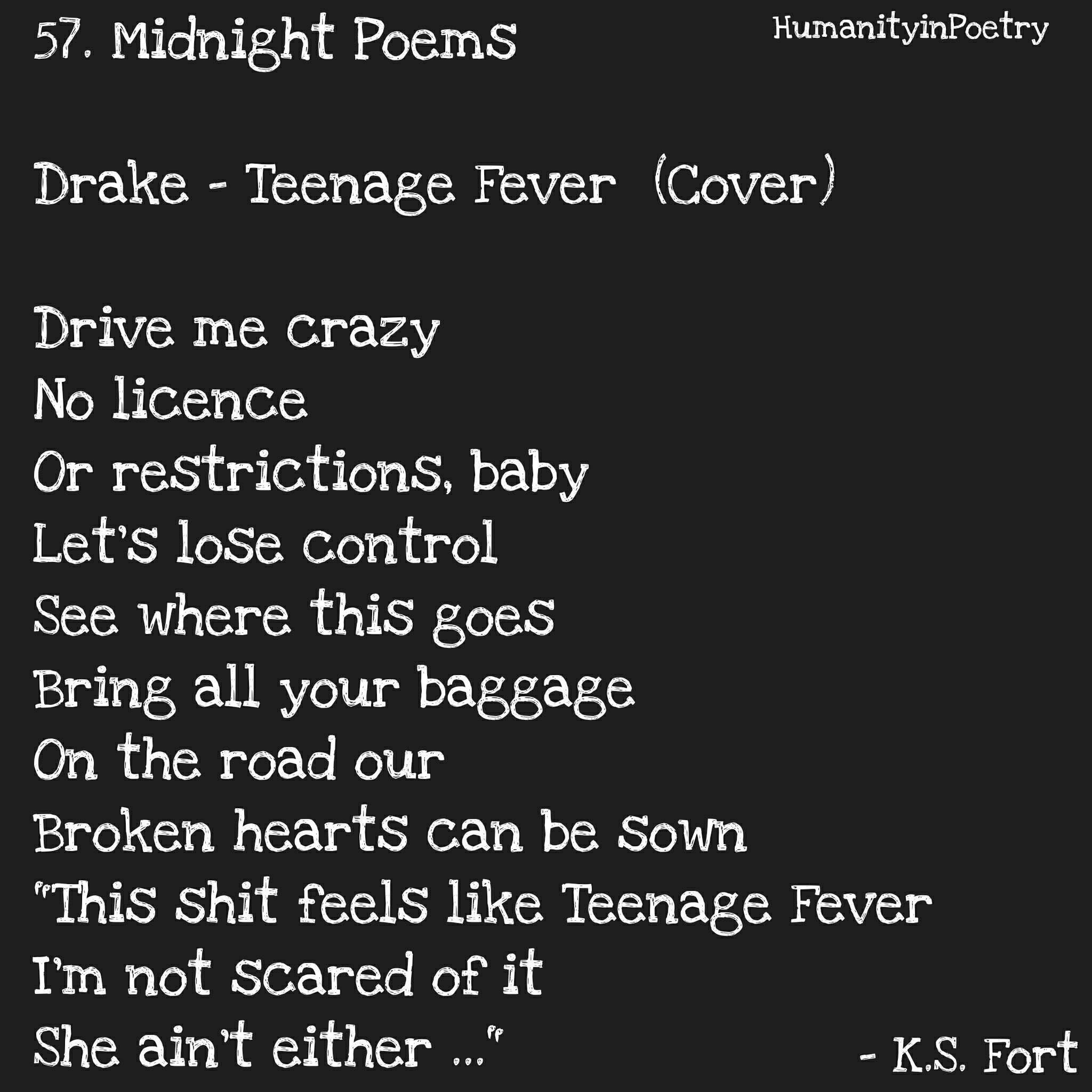 Drake Cards Against Humanity Poetry Cover