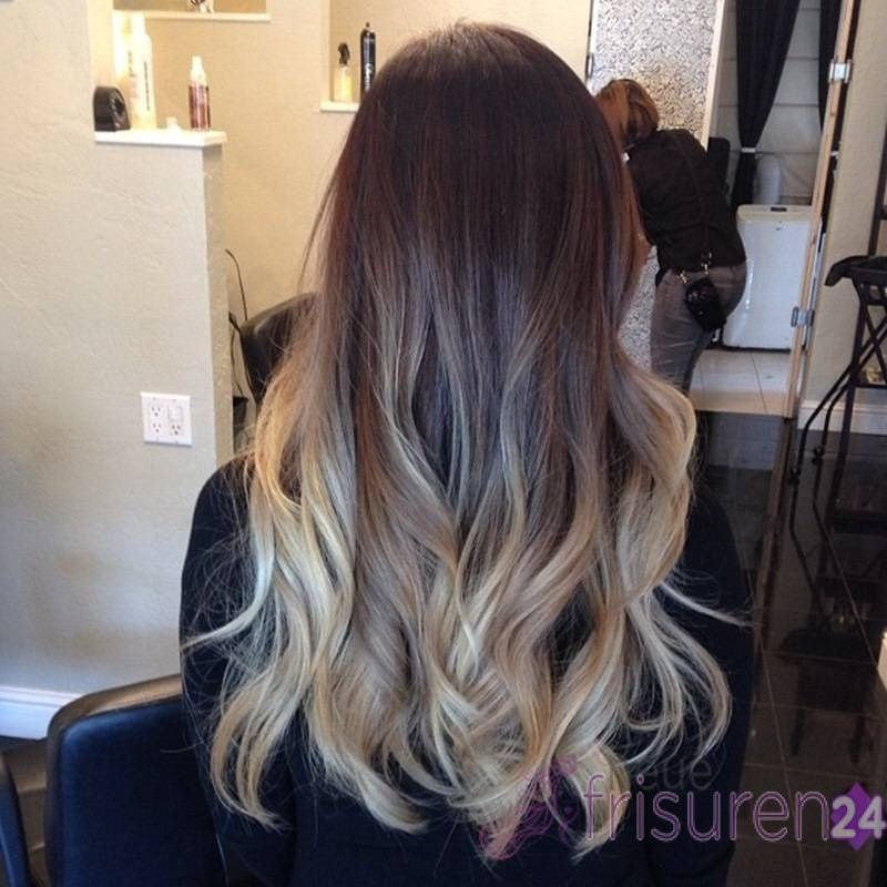 Frauen Frisuren Ombre | Hair and beauty | Hair color ...