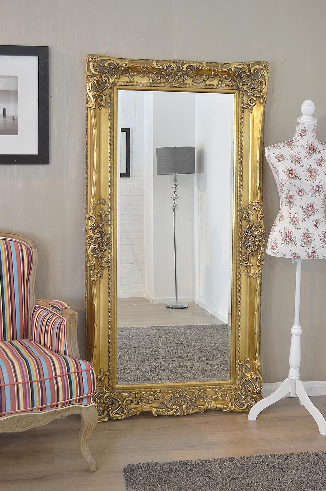 Salon-spiegel-designs  besten ideen antik stab spiegel groß  spiegel  pinterest