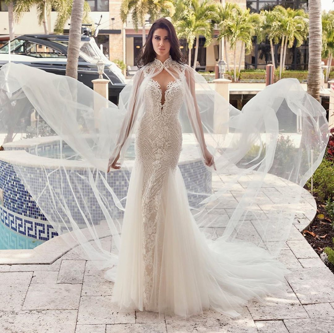 The Luxurious Demetrios 2020 Collection Is Available In Our Sydney Melbourne And Queanbeyan Wedding Dresses Whimsical Wedding Dress Styles Glam Wedding Dress