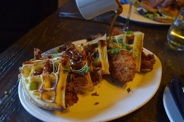 City Perch Kitchen Bar Brunch Brunch Food Breakfast