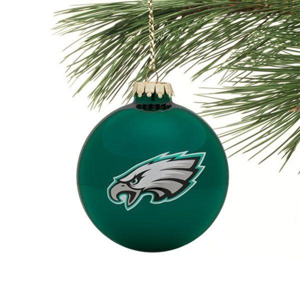 94e3cba6730 Philadelphia Eagles Christmas Ornament