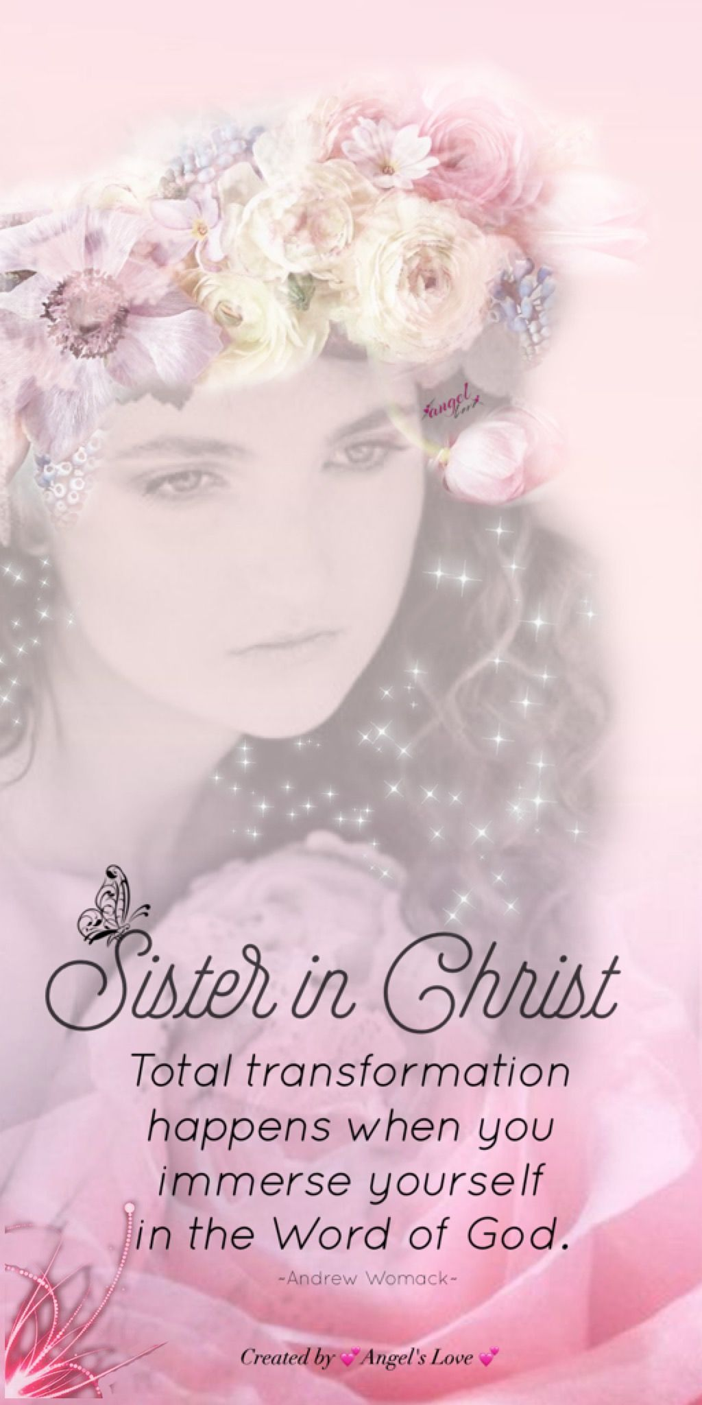 Love You Sister In Christ