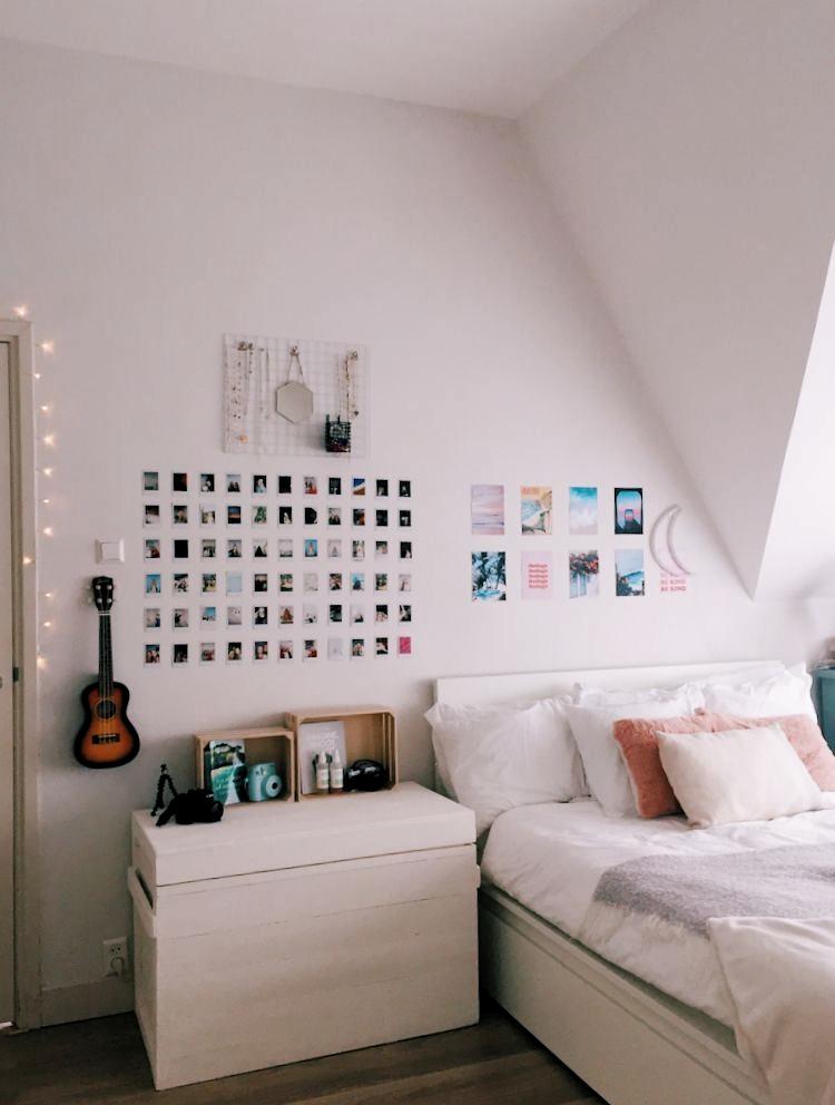 Pinterest Iѕavyeℓℓa ℓiaig Room Inspiration Bedroom Photo Walls Bedroom Dorm Room Decor