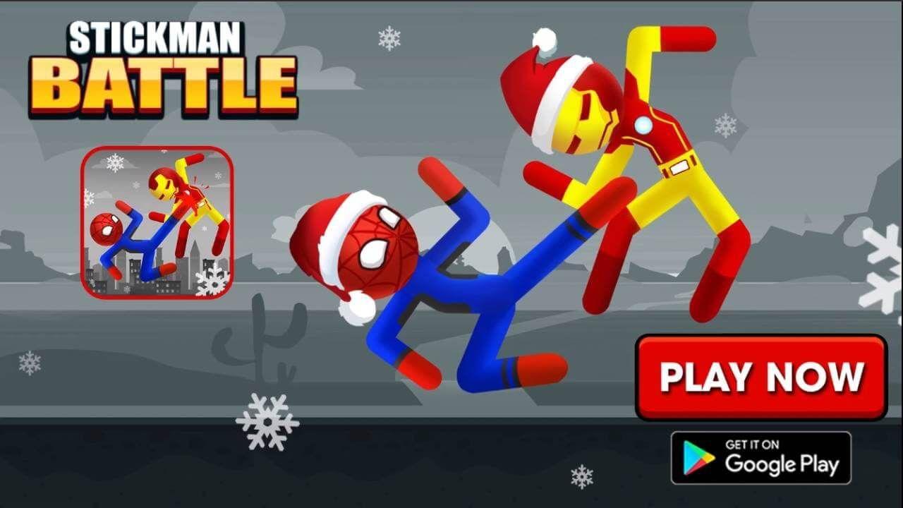 Stickman Battle In 2020 Stickman Battle Offline Games Fighting