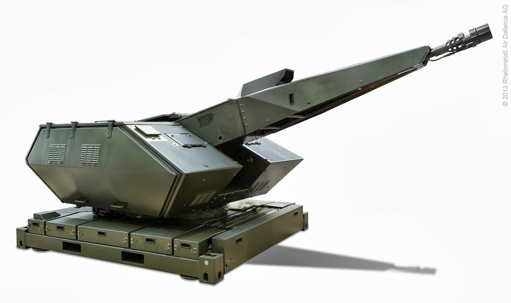 Mantis Airdefense Gun  from Rheinmetall