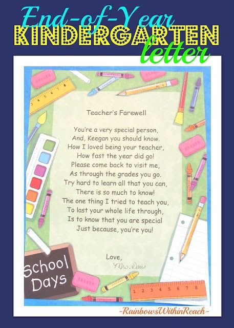 Farewell to student letters really cute teacher goodbye letter to farewell to student letters really cute teacher goodbye letter to students primary grades thecheapjerseys