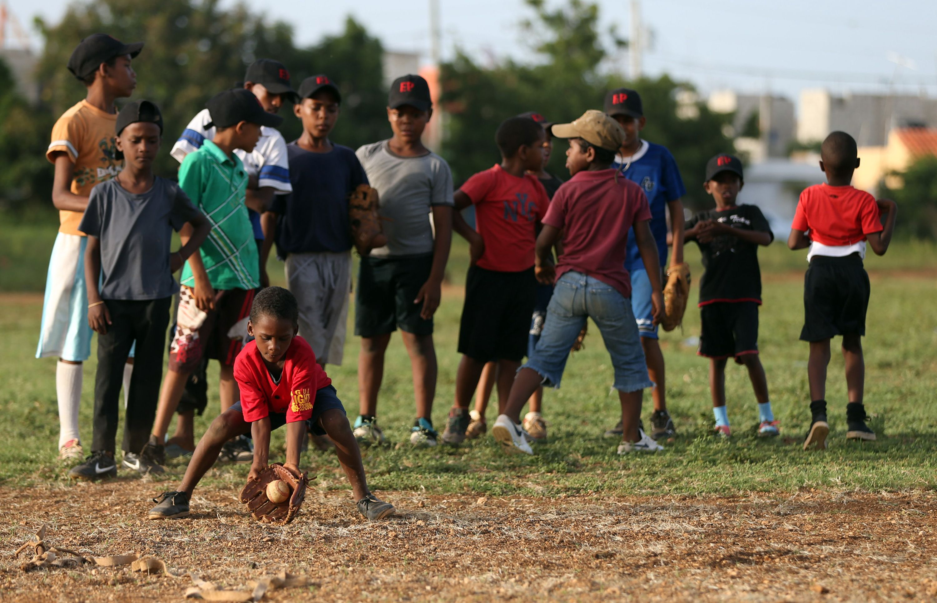 In The Dominican Republic The Sounds Of Baseball Are Everywhere Play Baseball Sport Inspiration Baseball