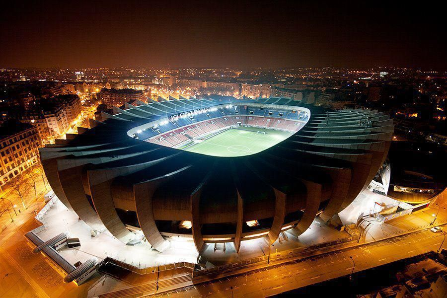 Parc des princes estadio del psg the beautiful game for Porte 0 parc des princes