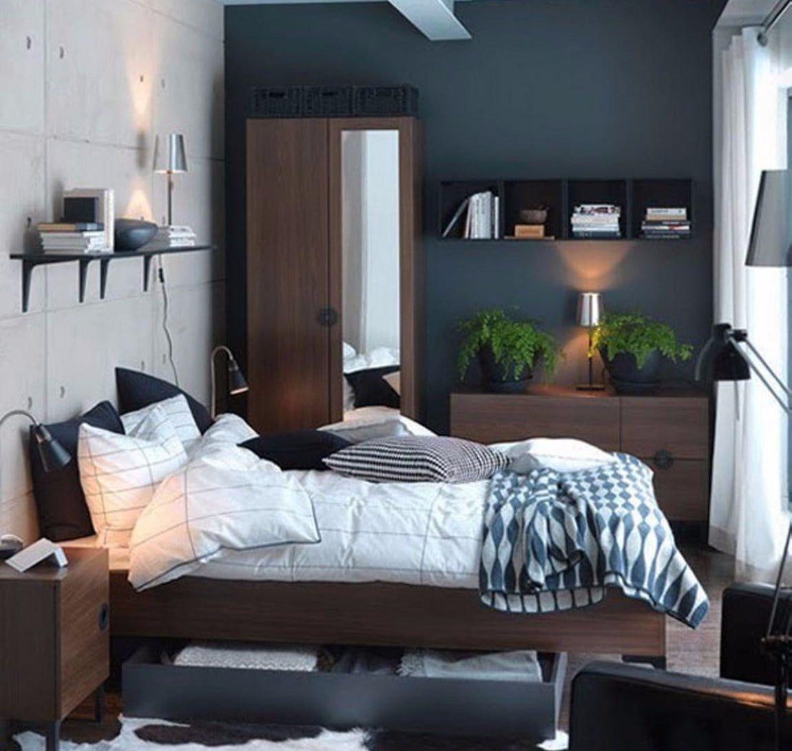 Desain Cat Kamar Tidur Ukuran 5X5 di 5  Ide dekorasi rumah
