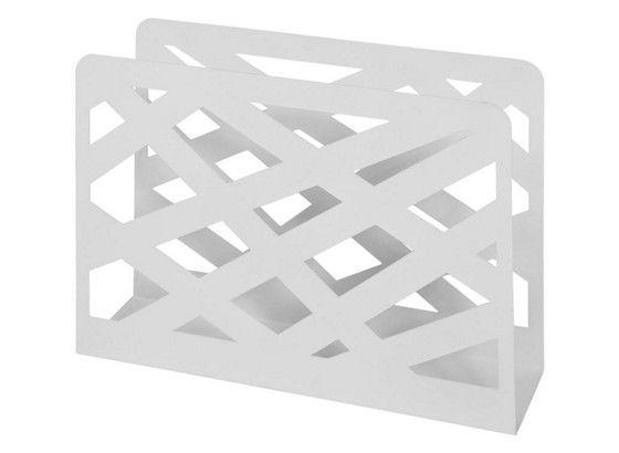 Zeitungsständer Metall Weiß: Trendiges Design auf www.moebelix.at