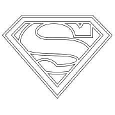 Top 30 Free Printable Superman Coloring Pages Online | Coloring ...