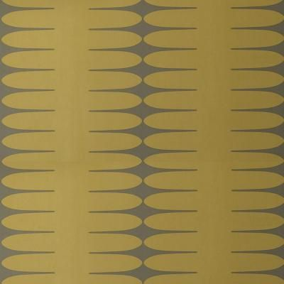 Graham Brown 56 Sq Ft Do The Stretch Yellow Wallpaper 50 255 At