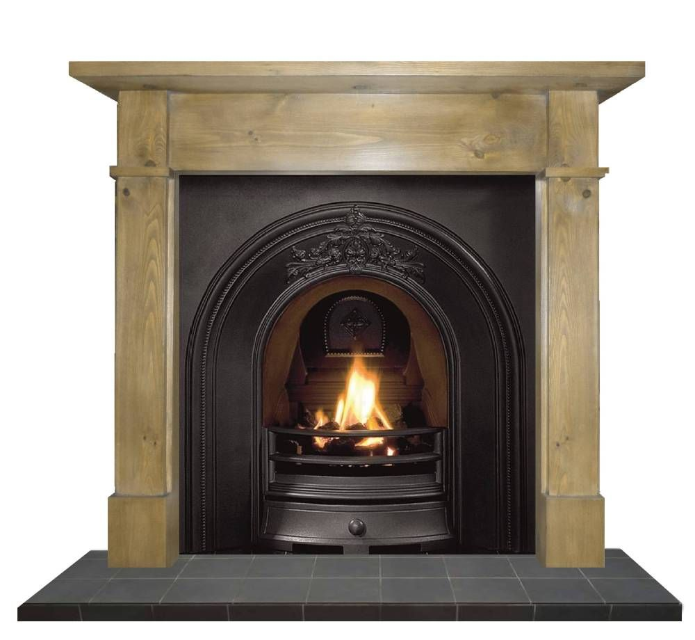 Reproduction Surround Using Reclaimed Pine Antique Fireplace Surround Antique Fireplace Fireplace