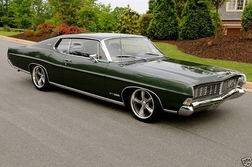 Mis Muscle Cars Favoritos With Images Ford Galaxie Ford