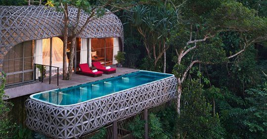 Most of us have had that everlasting longing for  treehouse ever since we were children here are top amazing hotels in the world also rh pinterest