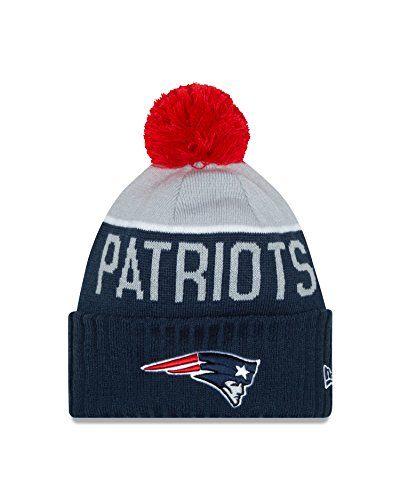 88a84ebd9ea New England Patriots Knit Hat