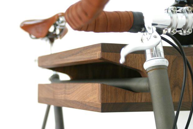 Exceptional The Original Bike Shelf By Knife U0026 Saw