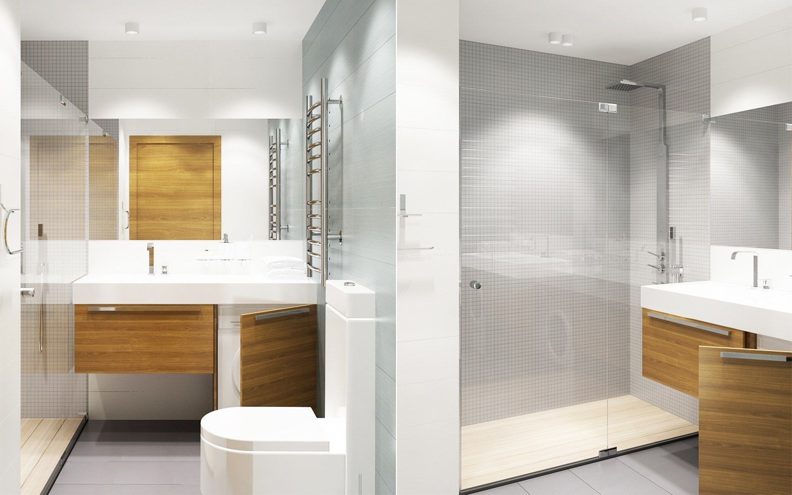 The Best Tips How To Arranged Modern Small Bathroom Designs ...