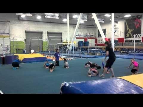 Level 3 Gymnastics Floor Routine Quotold Level 4quot 2013 2020
