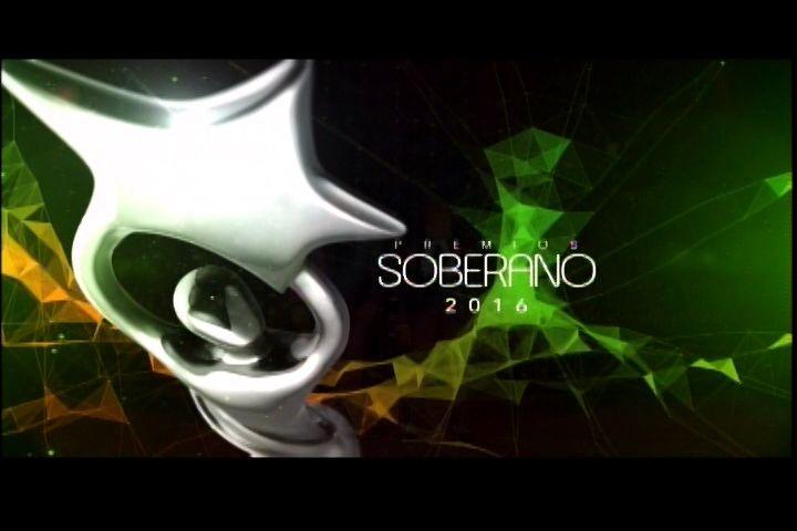 Premios Soberanos 2016 Completo
