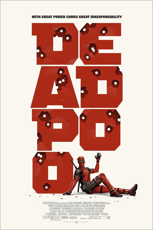 Xombiedirge Deadpool Pelicula Peliculas Marvel Deadpool