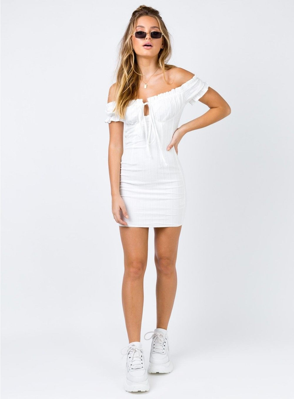 aa8831c5a0 The Kipp Mini Dress - full view
